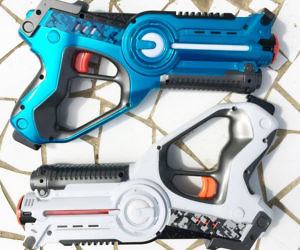Dynasty Toys Laser Tag Set