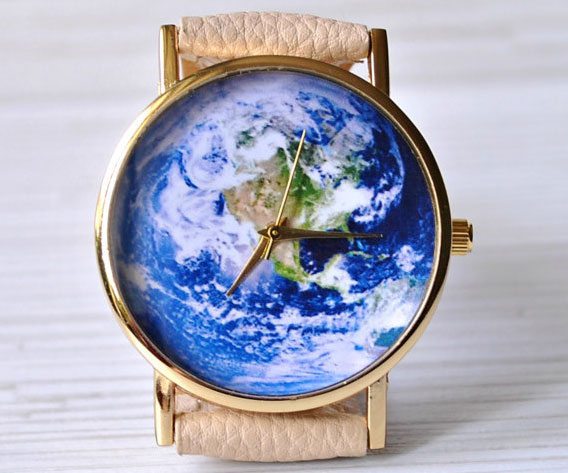 the earth watch