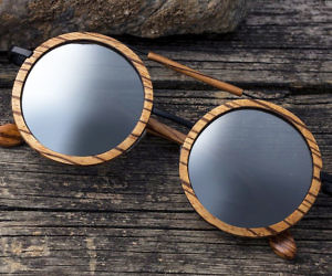 Earth Wood Bondi Sunglasses