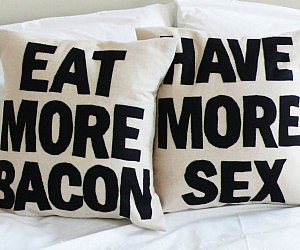 Life Motto Pillows