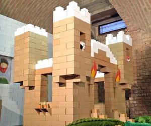 Giant Cardboard Building Blocks