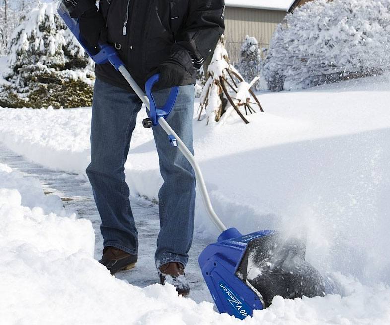 Cordless Snow Shovel - coolthings.us
