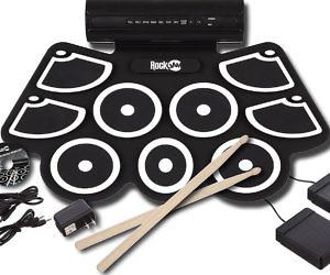 Roll Up Electronic Drum Kit