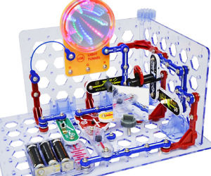 3D Electronic Snap Circuit Kit