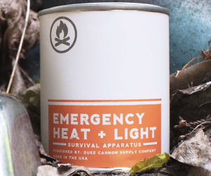 The Emergency Heat & Light...