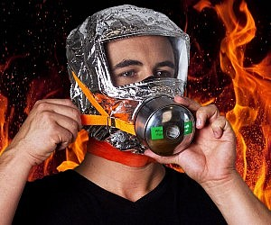 Emergency Fire Escape Mask