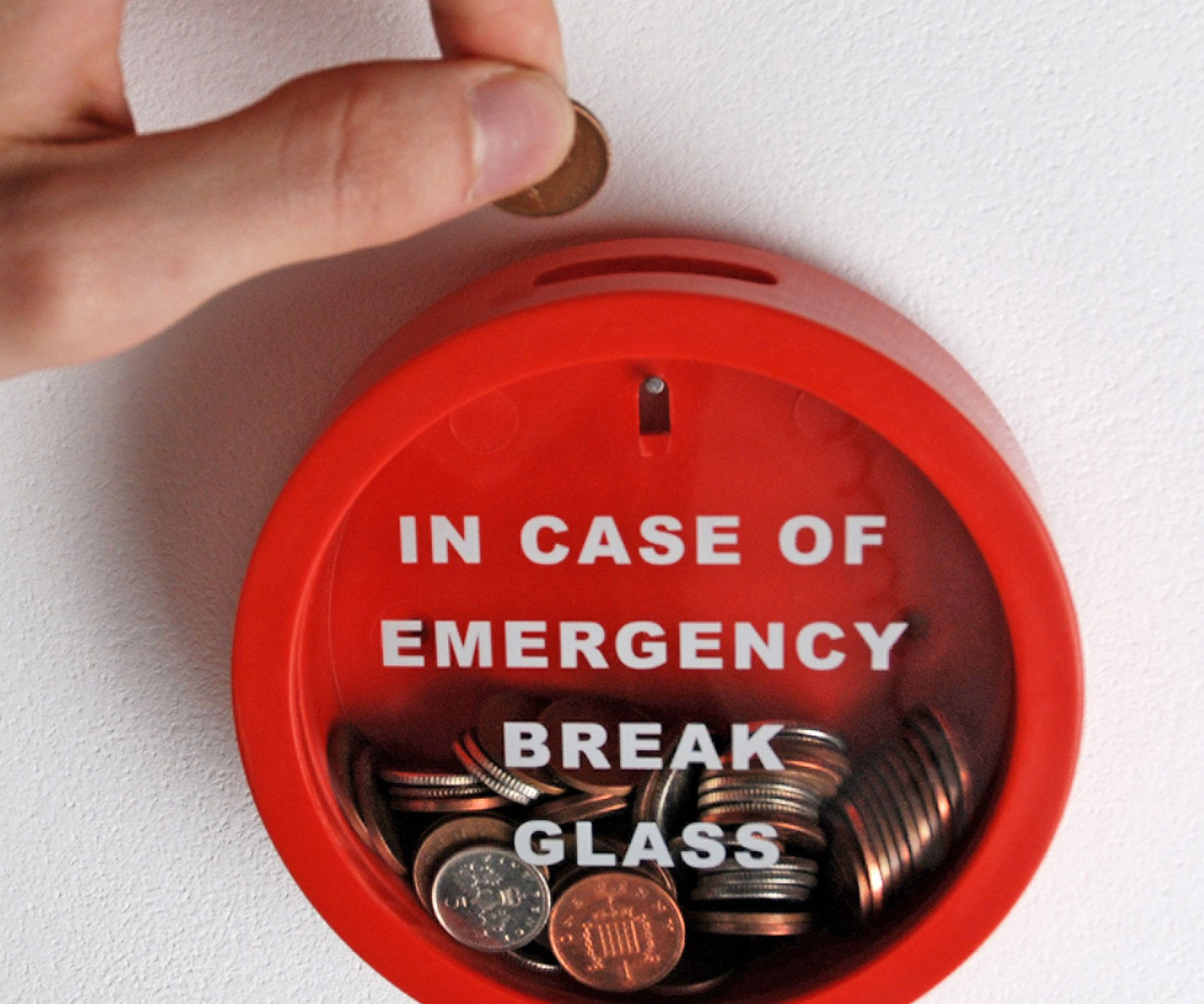 Emergency Piggy Bank