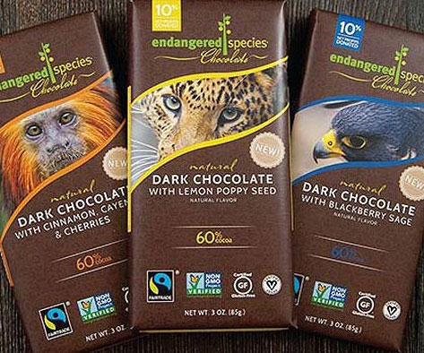 Endangered Species Chocolate - coolthings.us