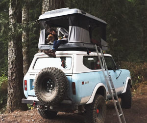 Evasion Rooftop Tent & The Bubble Tent