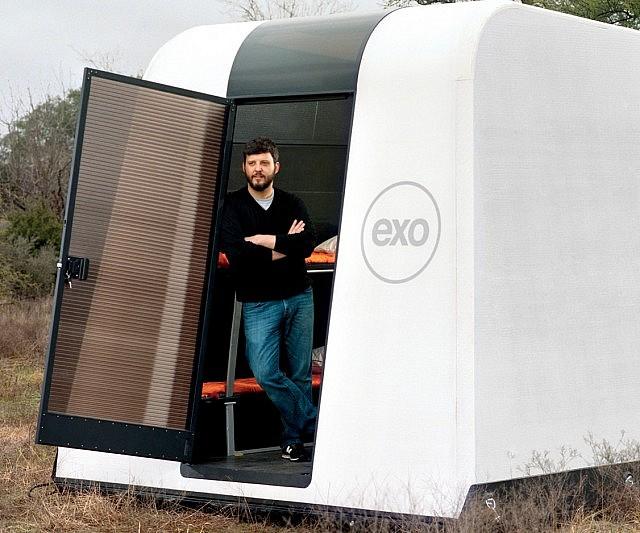 Exo Shelter Me : The modern disaster shelter