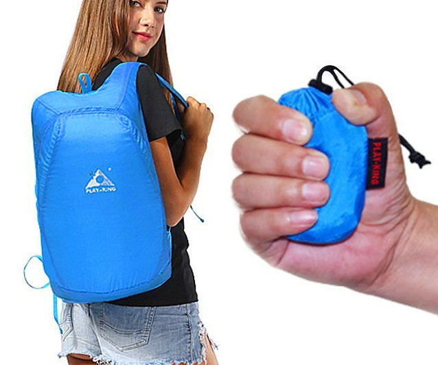 The Tiny Packable Backpack