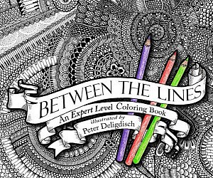 Expert Level Coloring Book