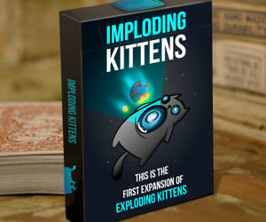 Imploding Kittens Expansio...