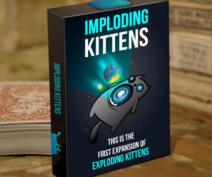 Imploding Kittens Expansion Pack