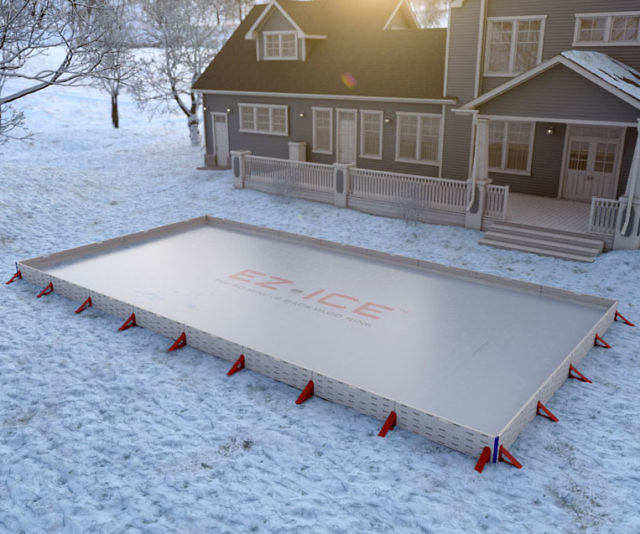 Diy backyard ice rink solutioingenieria Images