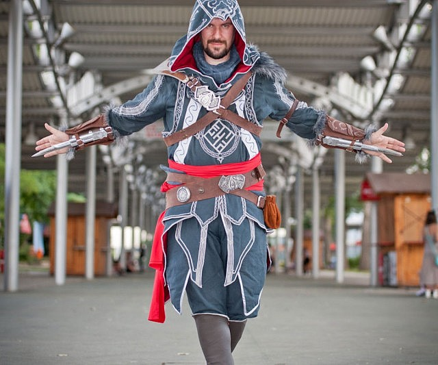 Assassin Ss Creed Ezio Costume