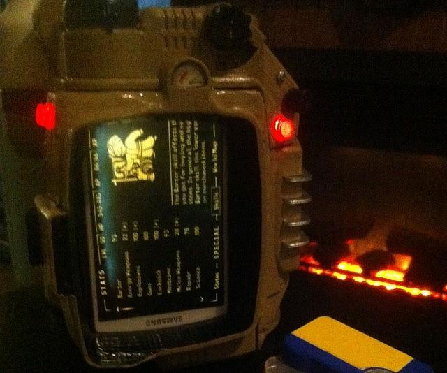 Fallout Pip-Boy Phone Case