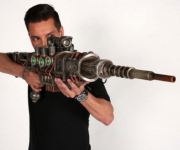 Fallout 1:1 Plasma Rifle Replica