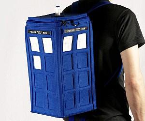 good looking doctor who tardis door decal. TARDIS Backpack Doctor Who Door Cling