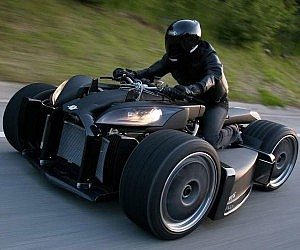 Wazuma V8 Quad Bike