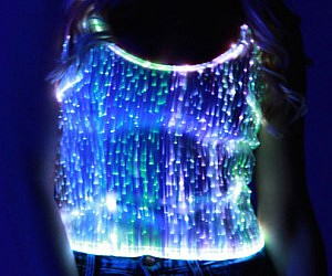 Fiber Optic Tank Top