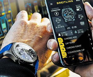Smart Watch For Fighter Pilots