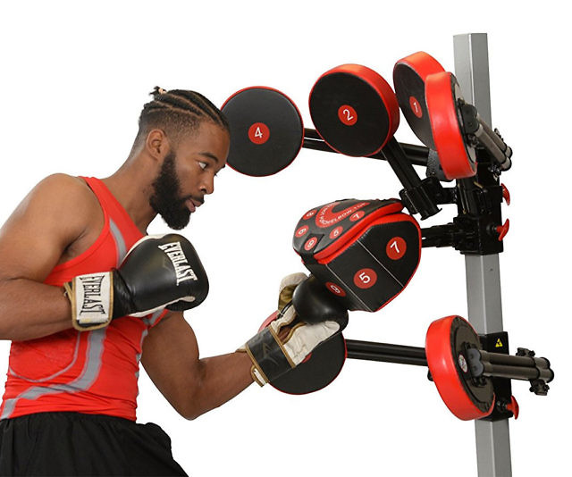 Fitness Gloves New Zealand: FightMaster Boxing Trainer
