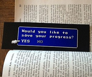 Final Fantasy Save Bookmark
