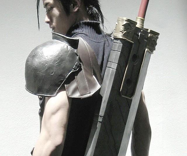Fantasy Buster Sword
