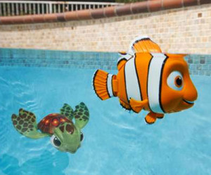Finding Nemo Pool Toys