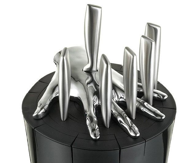 Five Fingers Knife Set