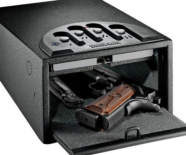 Fingerprint Gun Safe