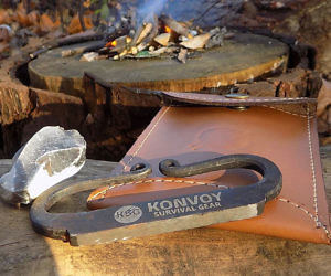 Carbon Steel Fire Starter ...
