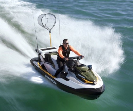 Sea-Doo Fish Pro Jet Ski