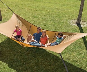 Medium image of five person hammock