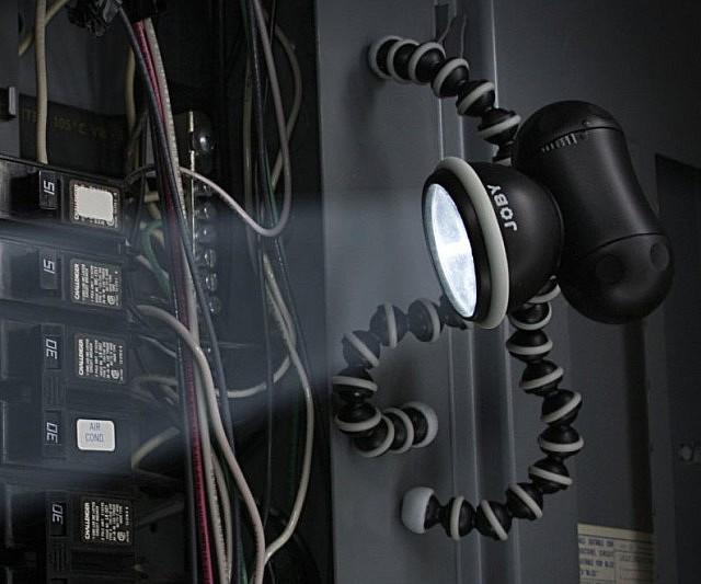 Flexible Flashlight