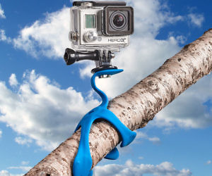 Flexible GoPro Tripod