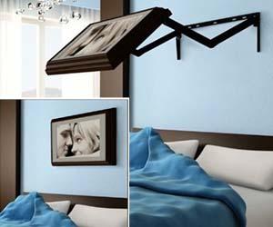 Unique Flip Out TV Wall Mount