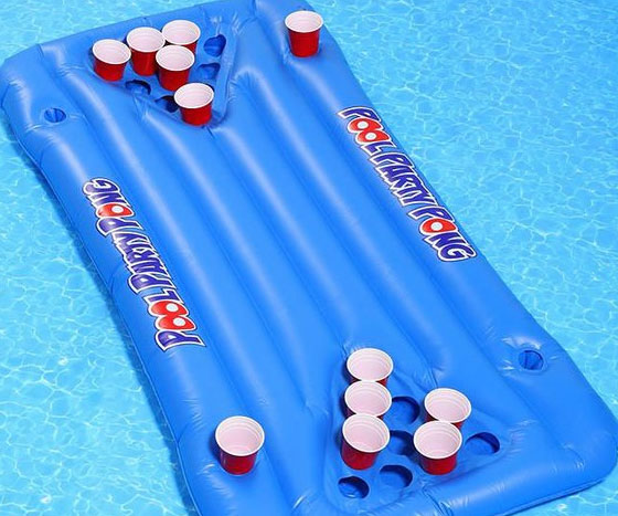 Inflatable Beer Pong Table 44d5a0009