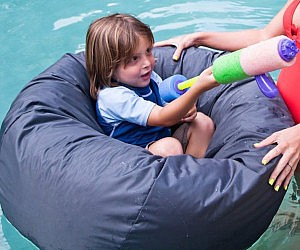 Floating Bean Bag Chair