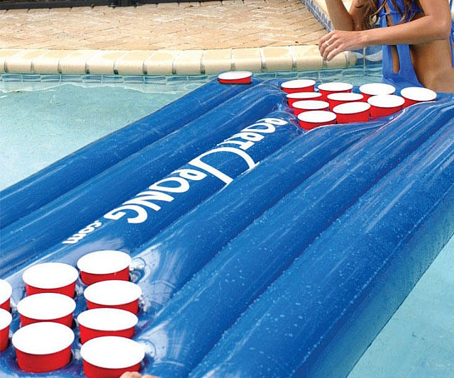 Inflatable Beer Pong Game 12197e160