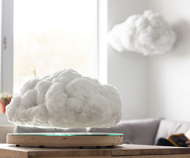 Floating Cloud Speaker