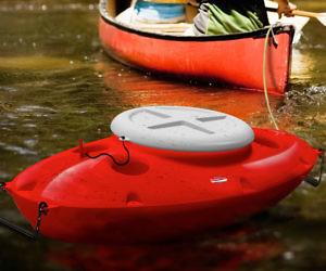 Floating Drink Cooler Kayak