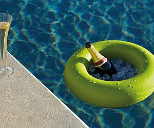 Floating Bottle Holder
