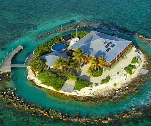 Private Florida Island