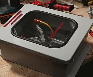 Flux Capacitor Replica