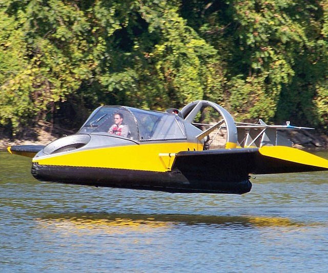 Flying hovercraft the flying hovercraft solutioingenieria Image collections