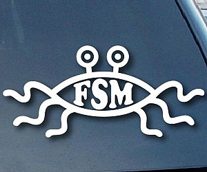 Flying Spaghetti Monster D...