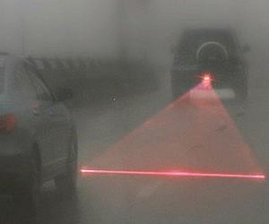 Anti-Collision Fog Laser L...