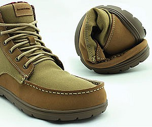 Collapsible Travel Boots